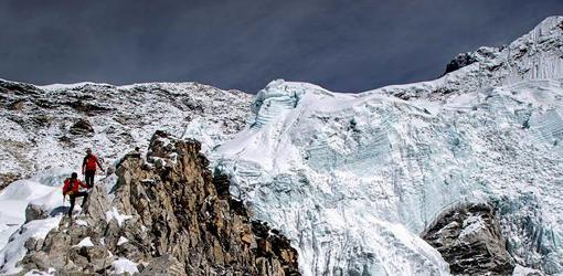 Peak Climbing Picture