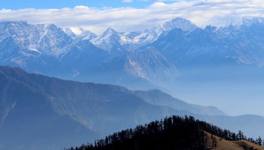 Mountain View from Kalinchwok Bhagwati